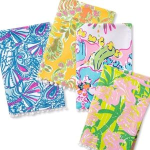 Limited Edition cotton napkin set